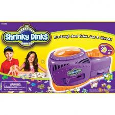 The Incredible Shrinky Dinks Maker
