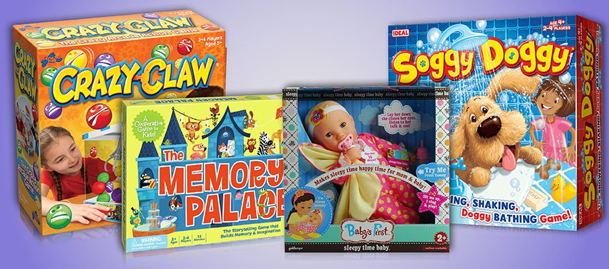 Click to see all products invented by ULCO Toy & Game Co.